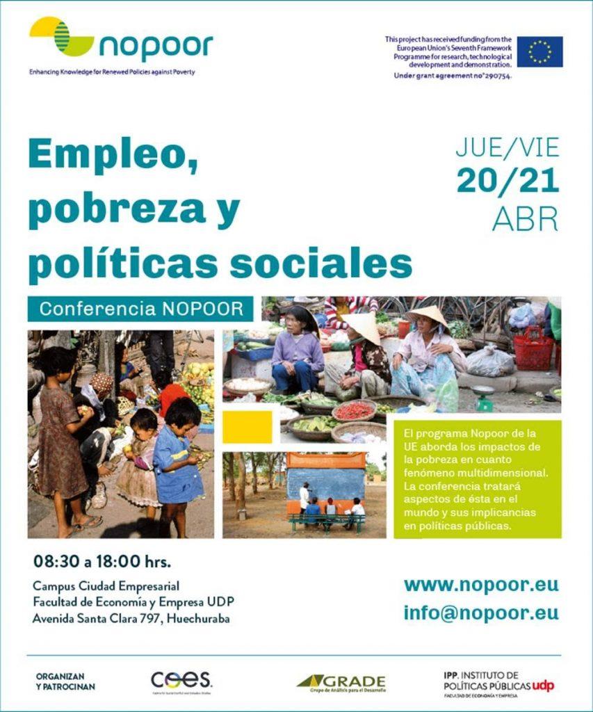 Empleo pobreza y políticas sociales