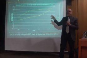 """[VIDEO] Seminario """"Intensificación del Trabajo y Bienestar de los trabajadores"""""""