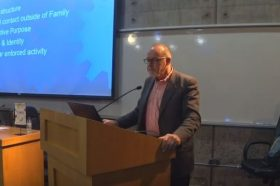 [VIDEO] Brendan Burchell: The future of Employment: When human labour is no longer needed
