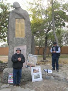 Memorial La Legua. Foto: Carolina Aguilera