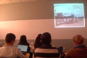 Coloquio Conflictos Territoriales sesión 2
