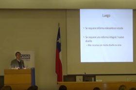 """[VIDEO] Seminario """"Reforma a la educación pública: Desafíos para su fortalecimiento"""""""